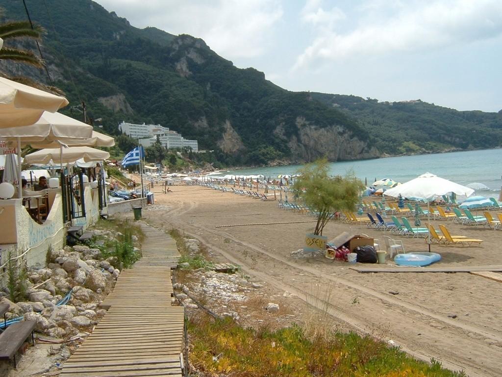Greece, Island of Corfu, Agios Gordios, Corfu Town  Pictur12