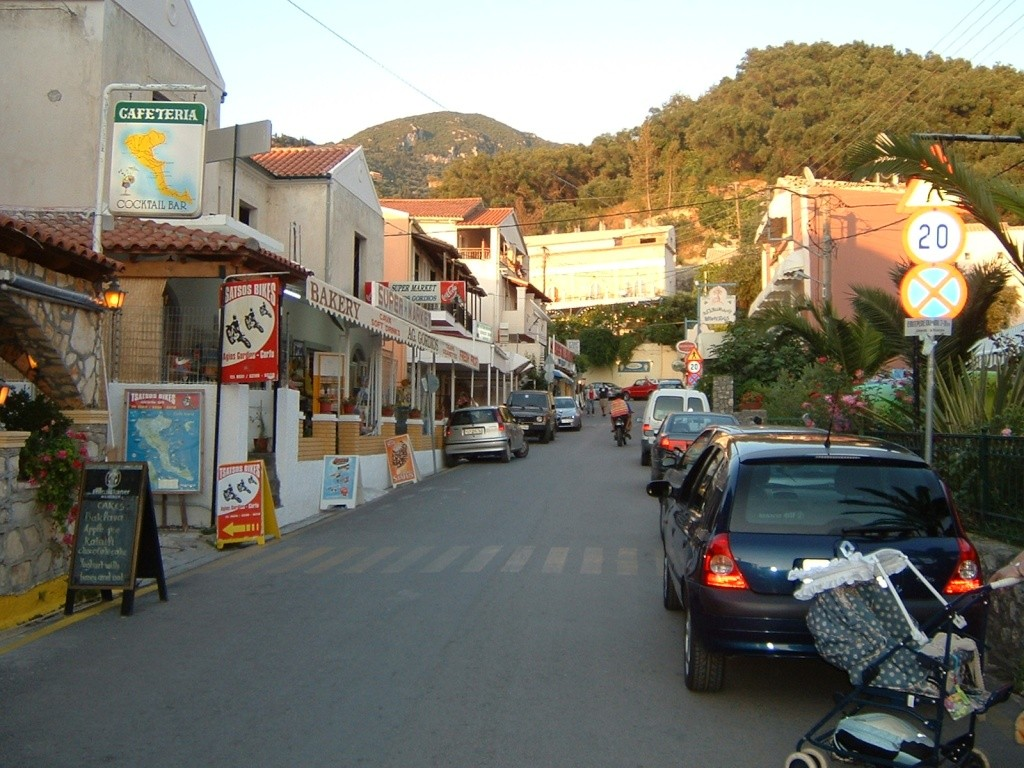 Greece, Island of Corfu, Agios Gordios, Corfu Town  Pictur19
