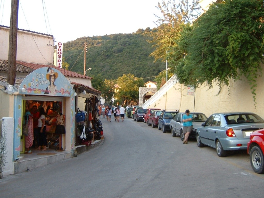 Greece, Island of Corfu, Agios Gordios, Corfu Town  Pictur20