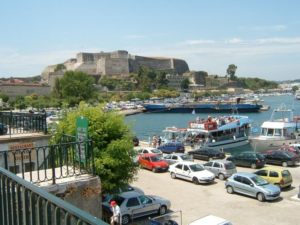 Greece, Island of Corfu, Agios Gordios, Corfu Town  Pictur24