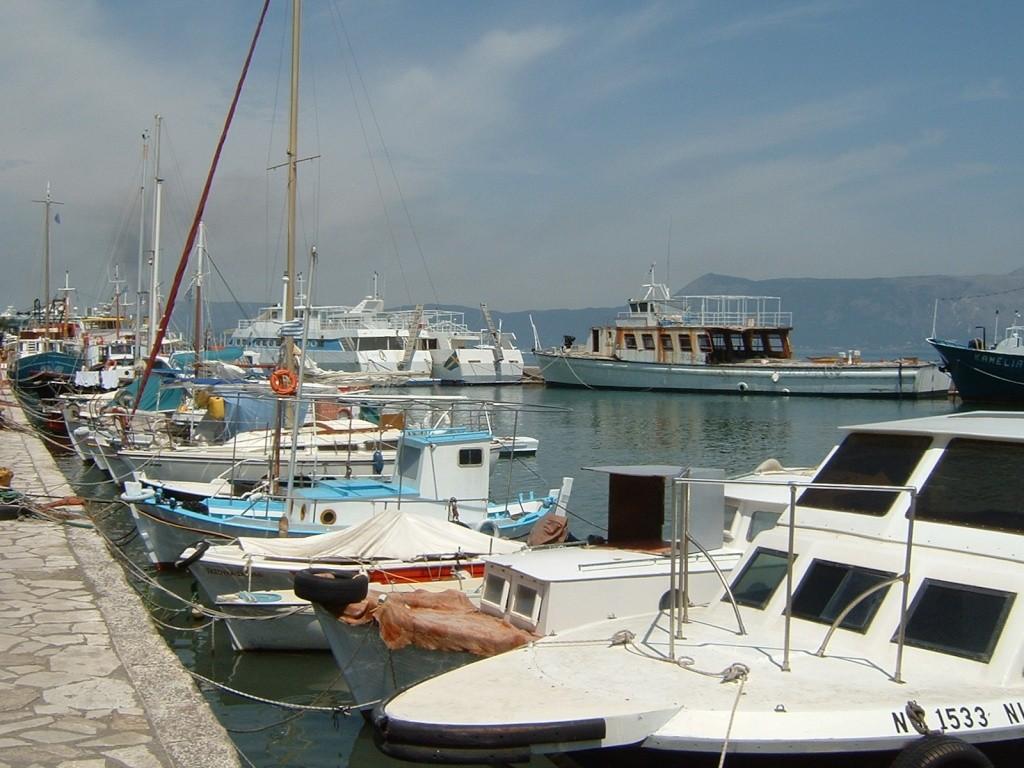 Greece, Island of Corfu, Agios Gordios, Corfu Town  Pictur25