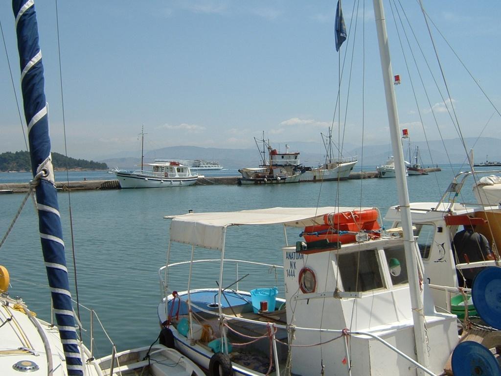 Greece, Island of Corfu, Agios Gordios, Corfu Town  Pictur26