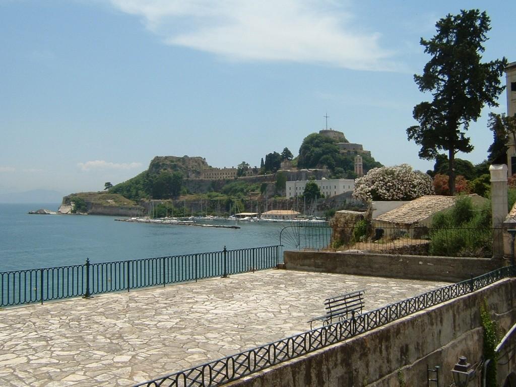 Greece, Island of Corfu, Agios Gordios, Corfu Town  Pictur29