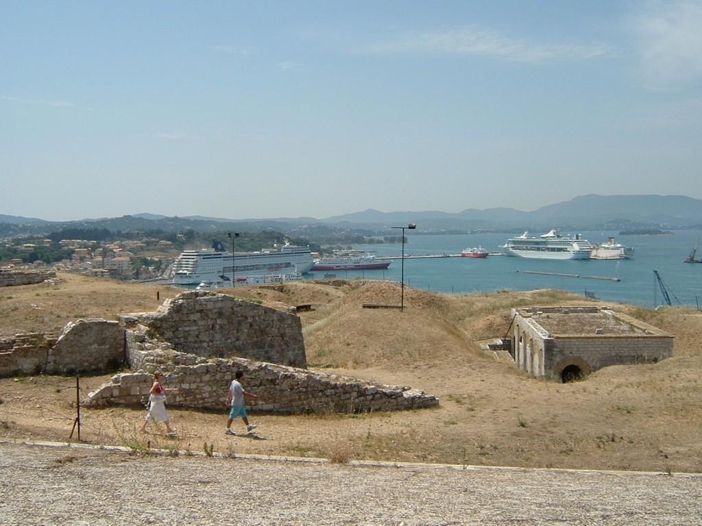 Greece, Island of Corfu, Agios Gordios, Corfu Town  Pictur30