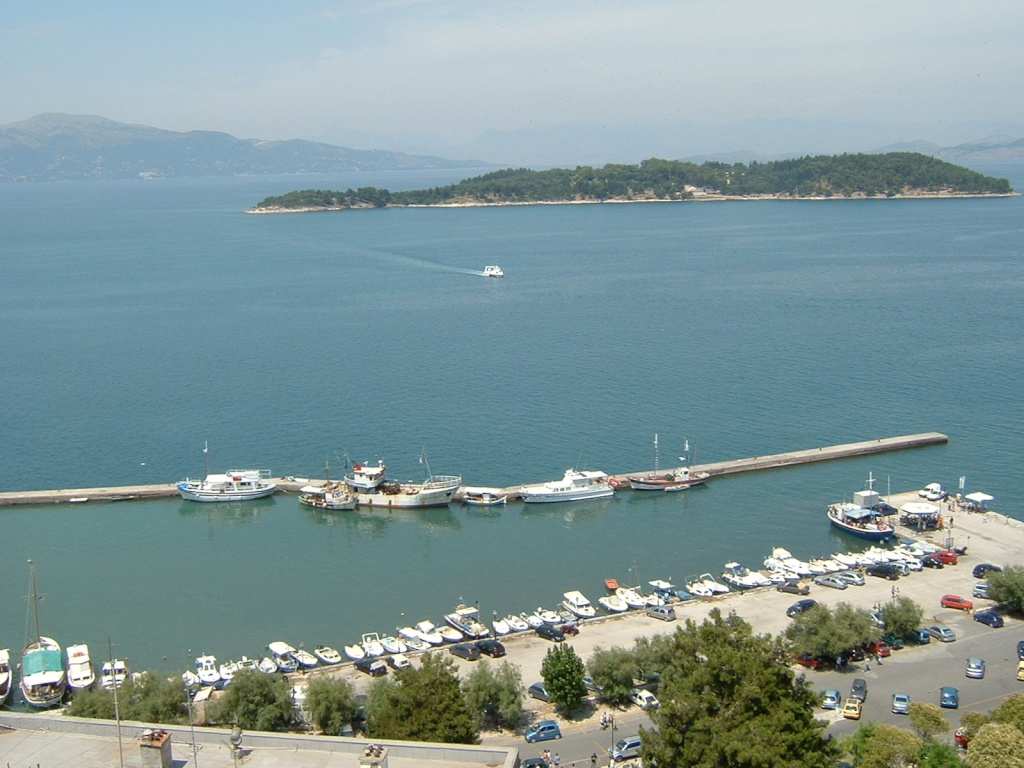 Greece, Island of Corfu, Agios Gordios, Corfu Town  Pictur31