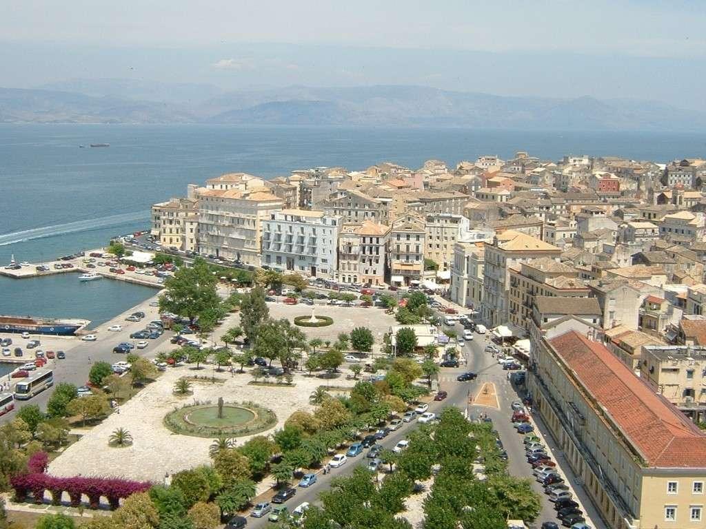 Greece, Island of Corfu, Agios Gordios, Corfu Town  Pictur32