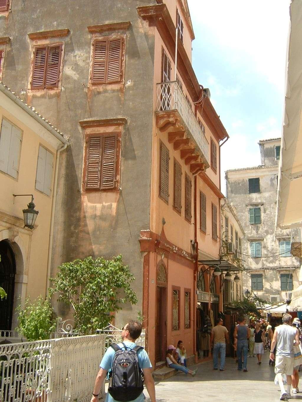 Greece, Island of Corfu, Agios Gordios, Corfu Town  Pictur36
