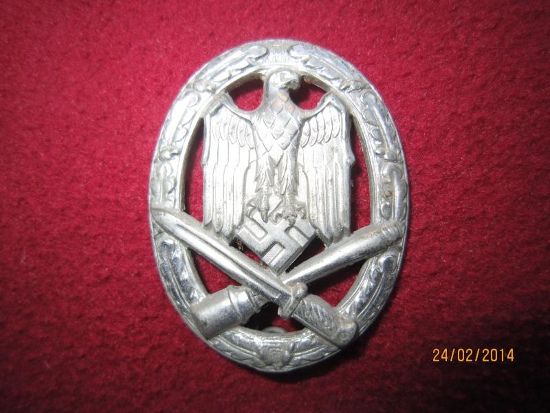 Vos décorations militaires, politiques, civiles allemandes de la ww2 - Page 10 Img_4020