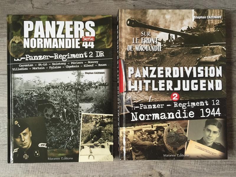 "SS Panzer Rgt 12 ""HJ"", SS Panzer Rgt 2 ""DR"", SS Panzer Rgt 1 ""LAH""  Img_5710"