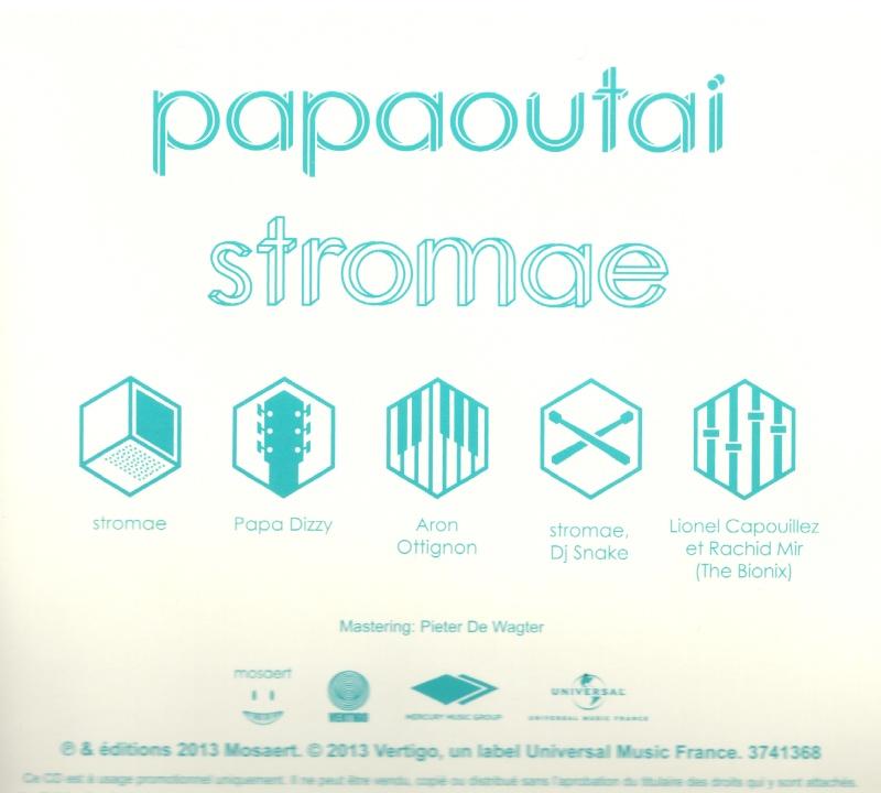 DISCOGRAPHIE Papaou11