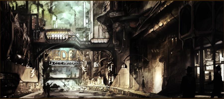 Hédène, les restes du monde