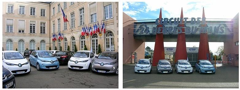 Tour de France en Zoé du 14 au 30 octobre 2013: Comptes rendus  Le_man10