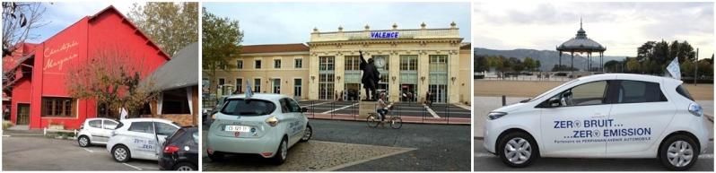 Tour de France en Zoé du 14 au 30 octobre 2013: Comptes rendus  Valenc10