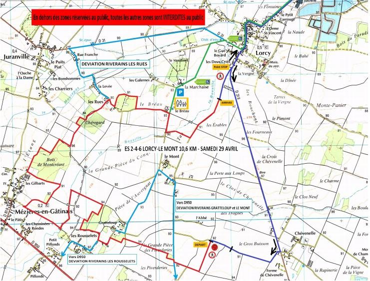 Rallye - Rallye Terres du Gatinais Es_lor10