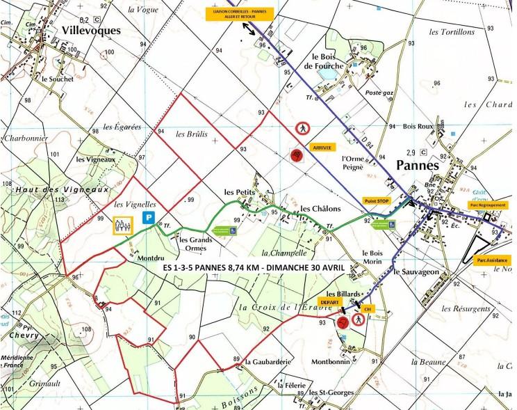 gatinais - Rallye Terres du Gatinais Es_pan10