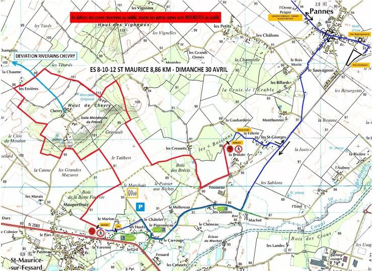 Rallye - Rallye Terres du Gatinais St_mau10