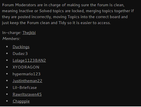 Things that need to be fixed :D Mod10