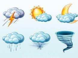 درجات الحرارة اليوم الجمعة 13-12-2013