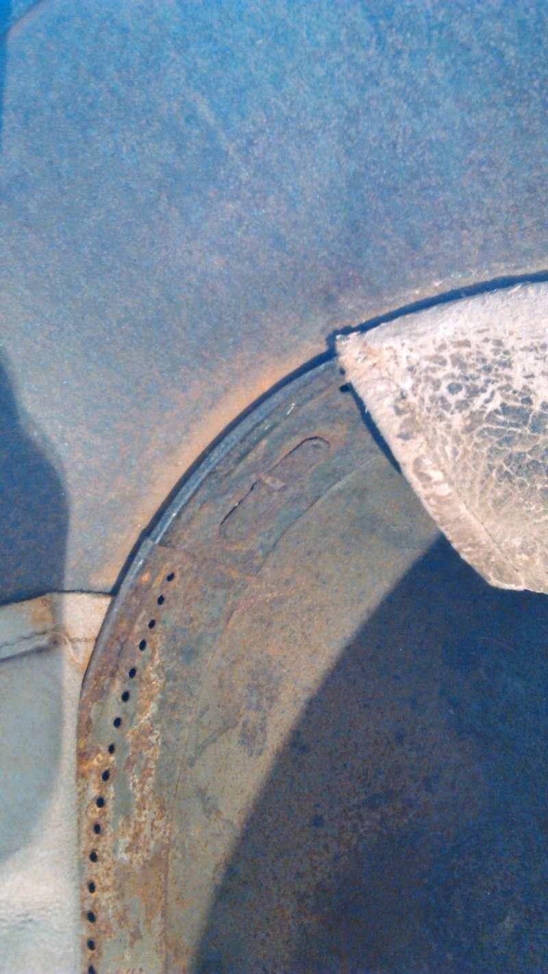 Un casque Allemand WWI  02814