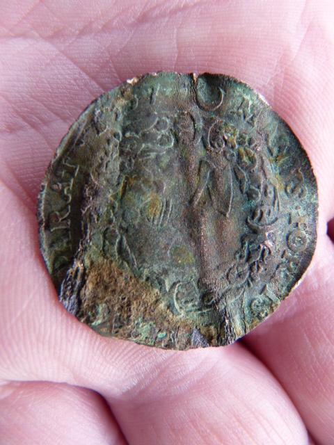 Jeton HENRI II 1557 P1140913
