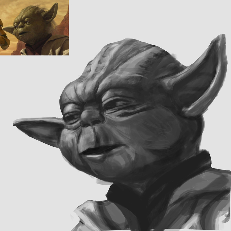 [TEAM 10K] Exercices, wip etc.. ^^ - Page 4 Yoda10