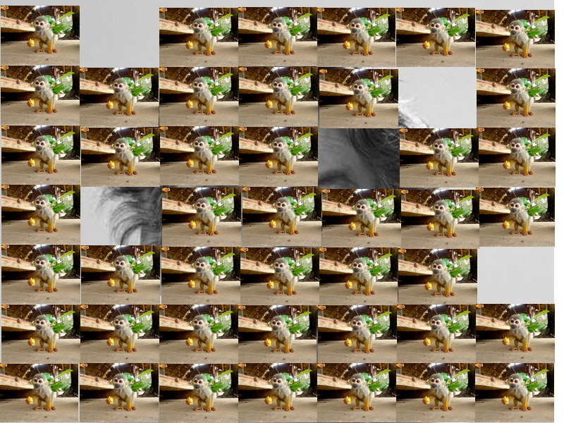 personnage de jovany 26/03/17 bravo Ajonc Pitcho10