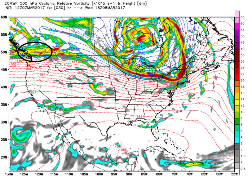 """Friday, March 10th """"Wave 1"""" Minor Snow Event - Page 4 Ecmwf_39"""