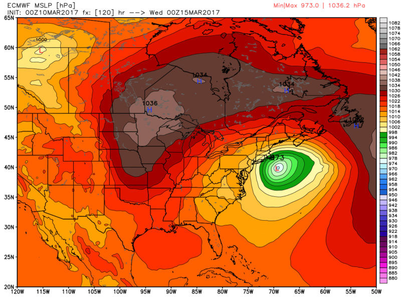 BLOG: Roidzilla Could Impact Area Tuesday March 14th - Page 3 Ecmwf_47