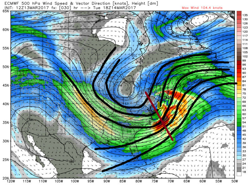 March 14, 2017 Storm In Review Ecmwf_59