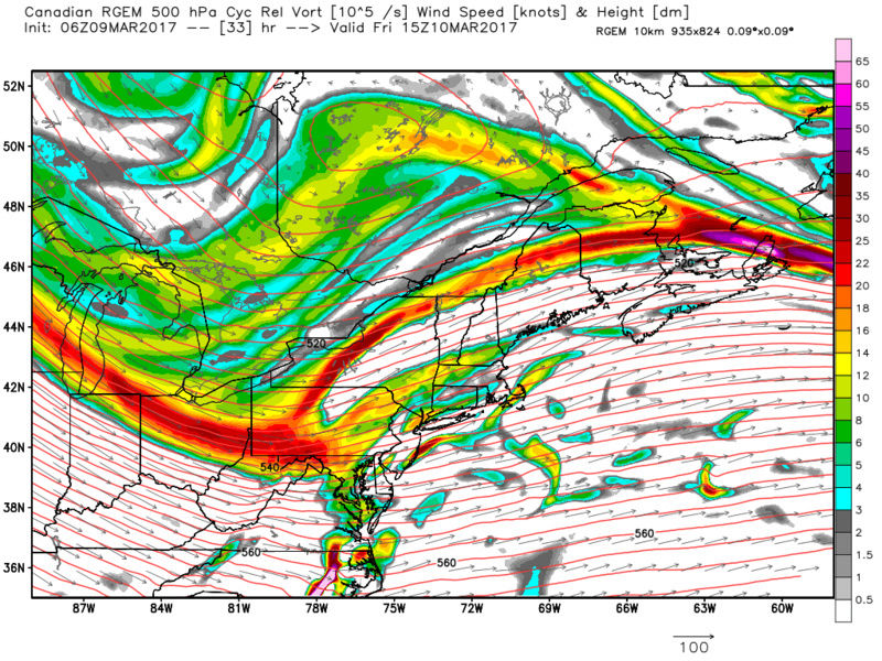 FRIDAY MARCH 10th 2017:  Discussions & Observations   Rgem10