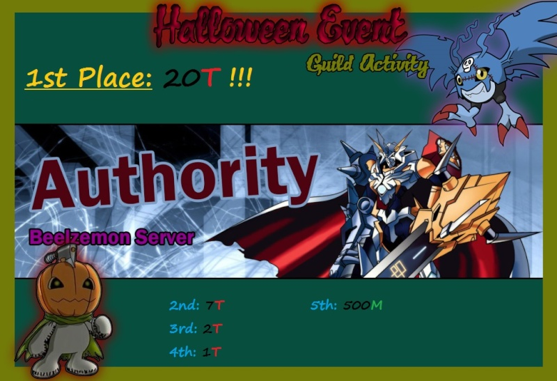 Halloween Event - Guild Activity (October 22nd to November 19th) Hallow11