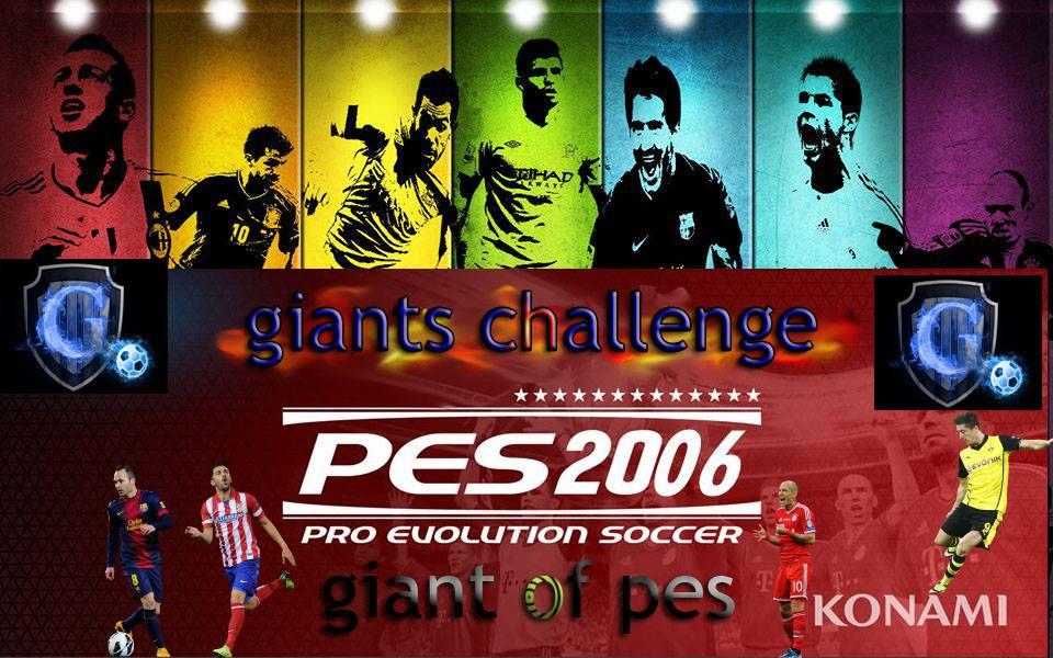 تحدي العمالقه - Giants Challenge