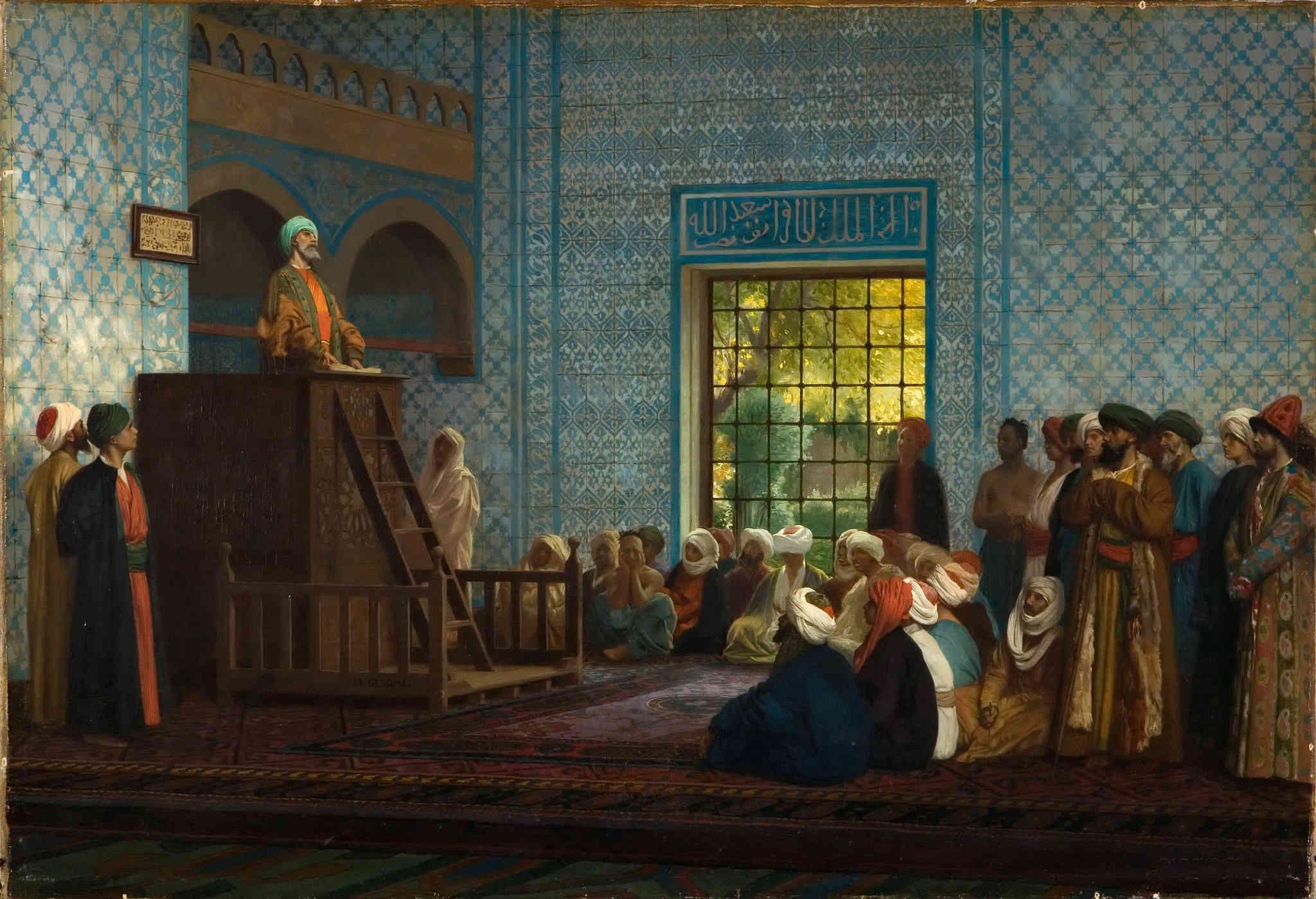 BT Orientalisme en Musique Sermon11