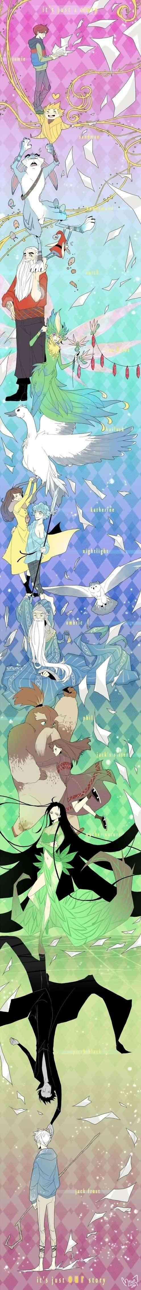 [DreamWorks] Les Cinq Légendes (2012) Tumblr42