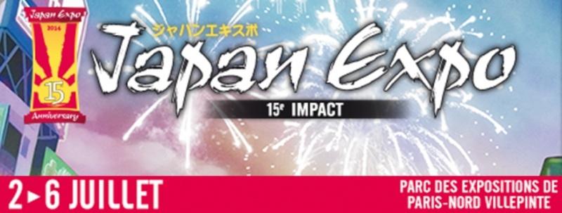 JAPAN EXPO 15ème édition - 2 au 6 juillet 2014   Japan_11