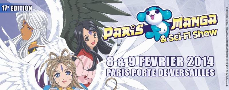 PARIS MANGA 17 - 8 & 9 février 2014 Paris_10