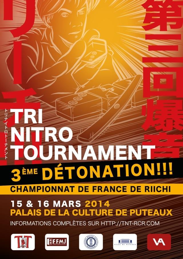 Tri Nitro Tournament - Championnat de France de Riichi Riichi10