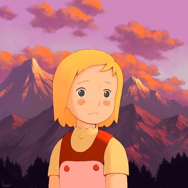 Dans les Alpes avec Annette [1983] [S.Anim]   6f062210