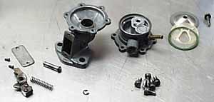 recherche pompe a essence origine Pierburg Fp210