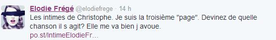Messages d'Elodie Frégé sur Twitter (de Février 2010 à Mai 2014) - Page 9 Captu109