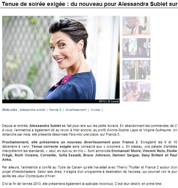 """""""Tenue de soirée exigée"""" sur France 2 (04 janvier 2014 à 20h45) Captur32"""