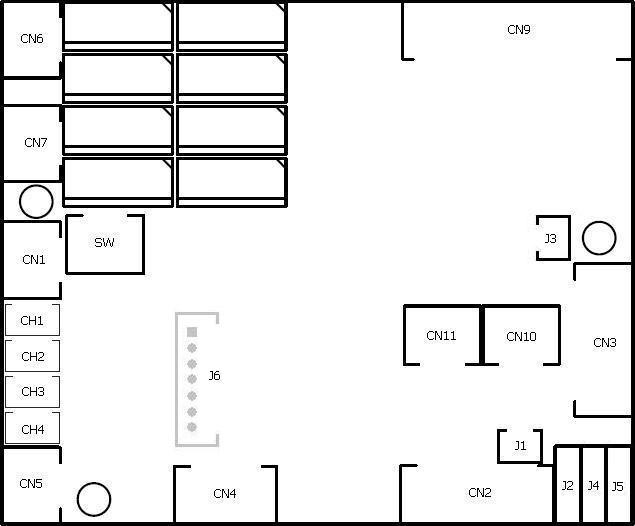 Clark Tk-22/24 layout changes ? Tk22g10