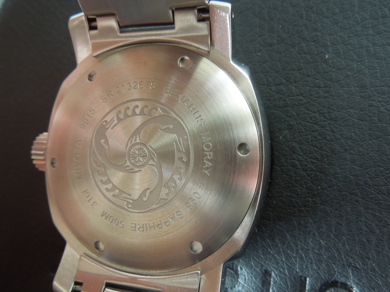 Petite revue de la Benarus Moray Blue Dart Dial (toolwatch inside) Dscn5229