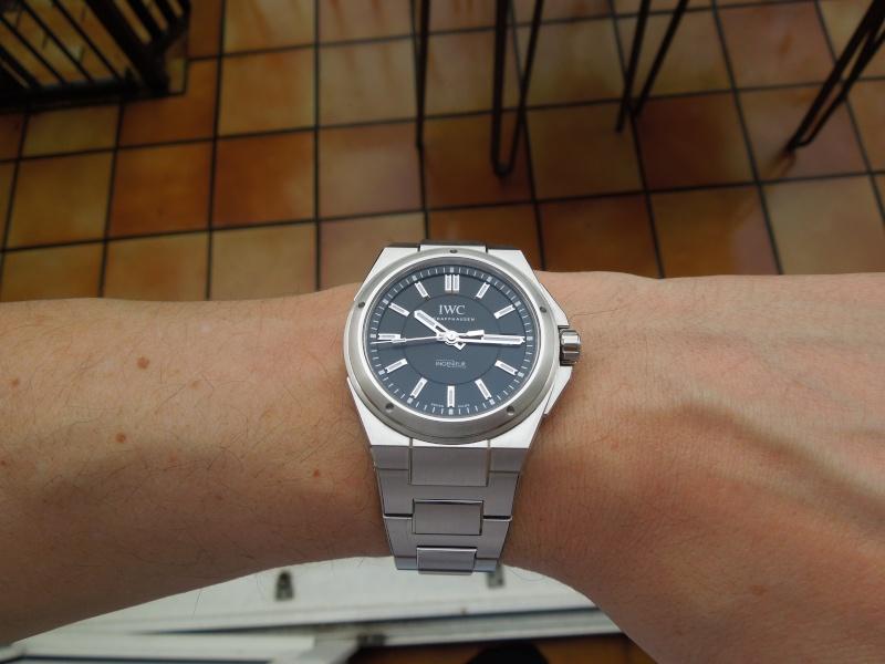 Breitling - IWC Portofino bracelet milanaise ou Breitling superocean heritage bracelet milan - Page 2 Dscn5819