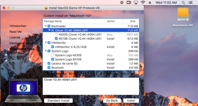 macOS High Sierra et macOS   Sierra HP Probook 4530S, 4440S, 4540S, 6460B, 6570B, 8460P, 8470p, 6470B,2570P, 9470M (UEFI) - Page 6 2captu14