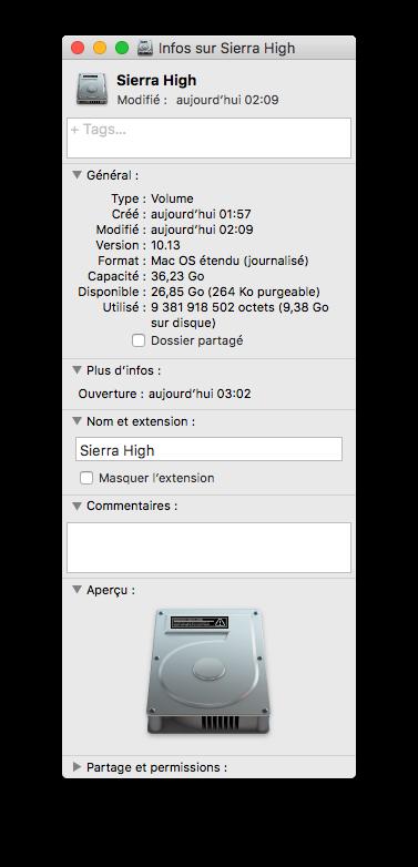 MacOS High Sierra 10.13 Beta 3captu18