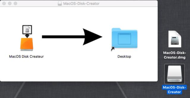 MacOS Disk Créateur Captu149