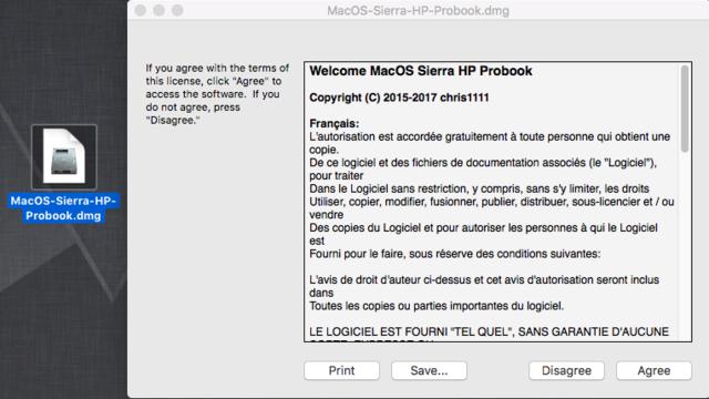 macOS High Sierra et macOS   Sierra HP Probook 4530S, 4440S, 4540S, 6460B, 6570B, 8460P, 8470p, 6470B,2570P, 9470M (UEFI) - Page 6 Captu205