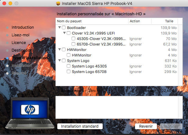 macOS High Sierra et macOS   Sierra HP Probook 4530S, 4440S, 4540S, 6460B, 6570B, 8460P, 8470p, 6470B,2570P, 9470M (UEFI) - Page 15 Captur12
