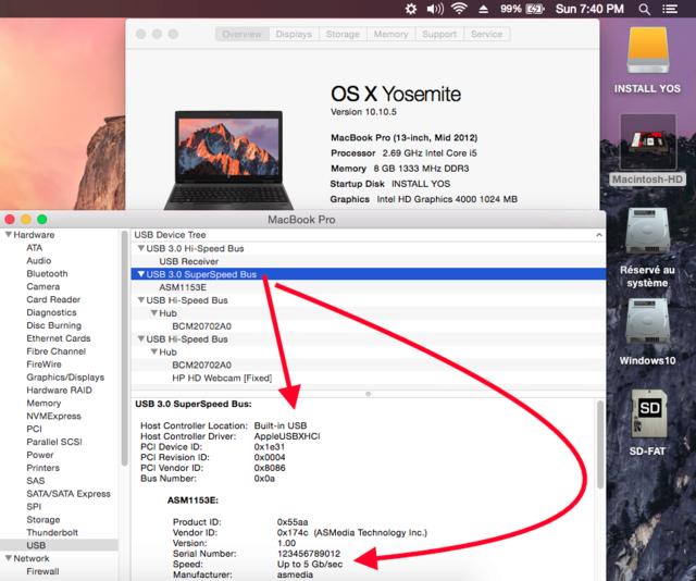 macOS High Sierra et macOS   Sierra HP Probook 4530S, 4440S, 4540S, 6460B, 6570B, 8460P, 8470p, 6470B,2570P, 9470M (UEFI) - Page 5 Captur43